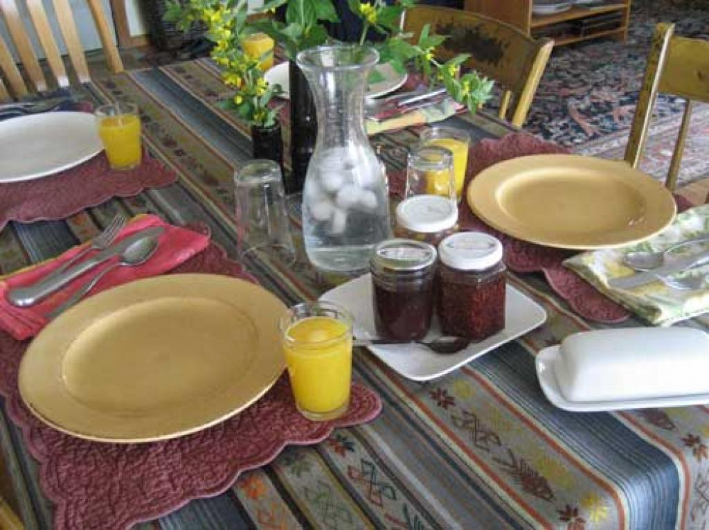 Select your breakfast jam